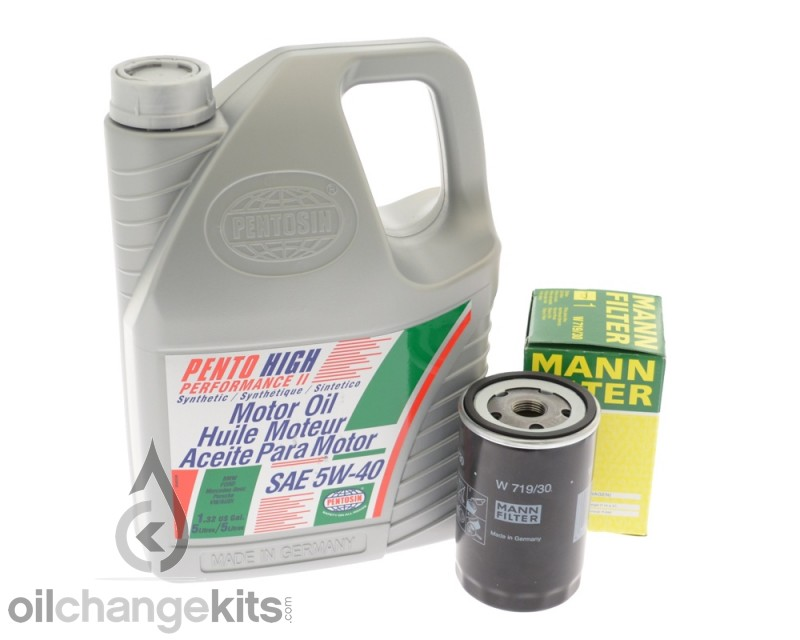 VW New Beetle 2.0L 1998 2006 Oil Change Kit