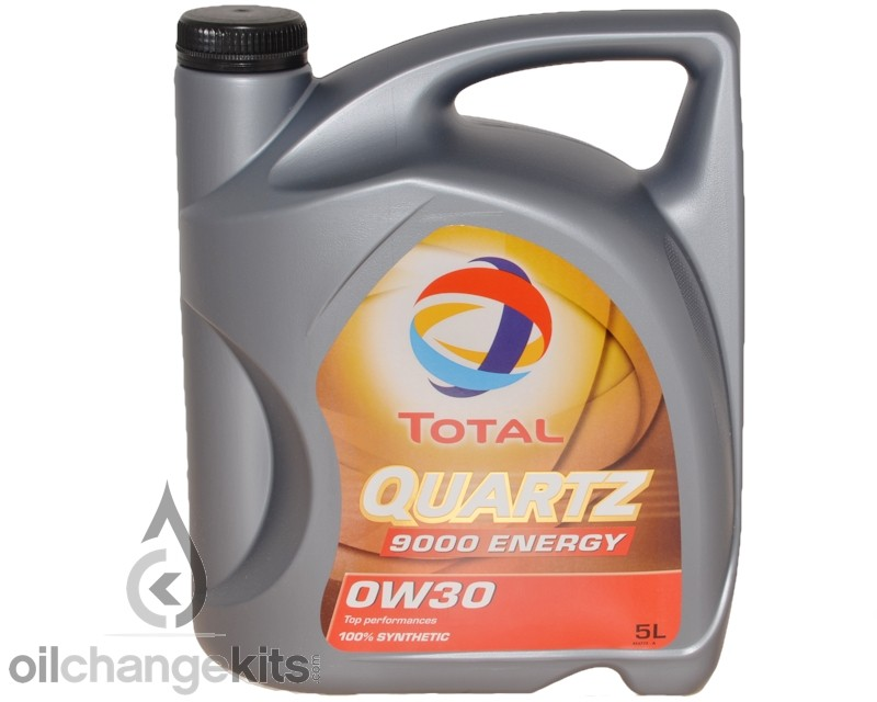 Total Quartz Energy 9000 0w30 (5 Liter)